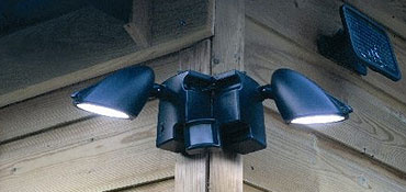 Outdoor and Motion Lighting