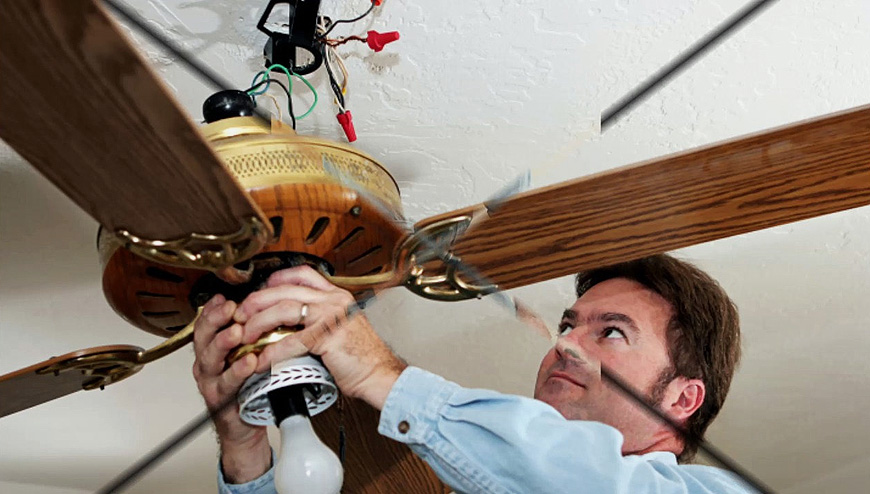 Electrician El Paso | Giant Electrical Services | Electric Repair img-service-6 El Paso Ceiling Fans Installation