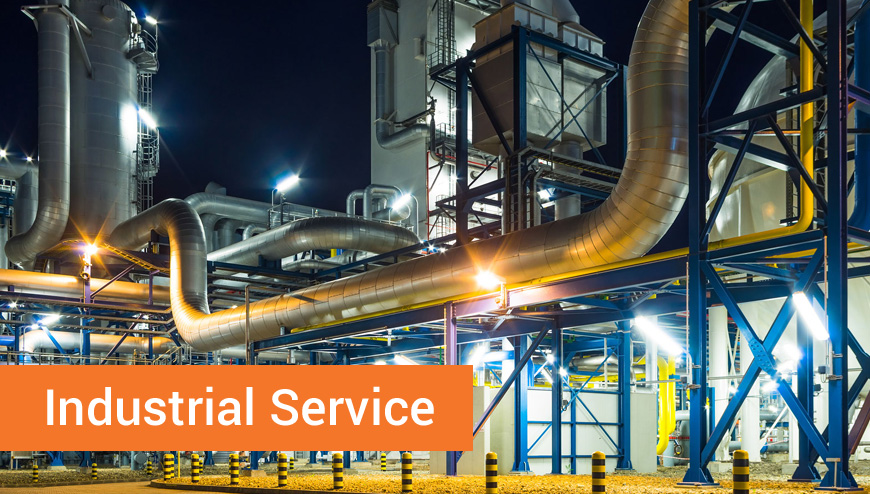 Electrician El Paso | Giant Electrical Services | Electric Repair img-service-industrial Industrial Service